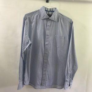 UG PURPLE LABEL stylish casual check shirt